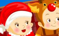 Babys erstes Weihnachten