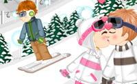 Flirtowanie w Śniegu