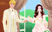 Princesse se marie