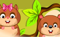 Mon hamster mimi