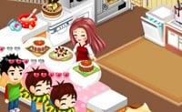 Tessa'nın Pastası