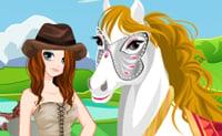 Tessas Pferd