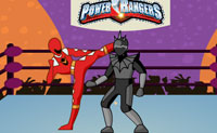 Power Ranger contra Robot