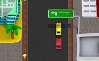 Taxi-Sim i New York