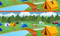 Campings différents