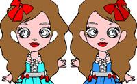 Colorea en línea los gemelos