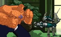 Fantastic 4 Mechanische Draaikolk