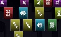 Schwebendes Mahjong