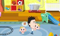 Baby-Pflege