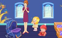 La casa llena de bebés