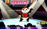 Panda Dançante
