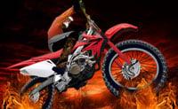 Duplo de motos MX