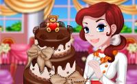 Kuchen für die Hochzeit