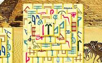 Ägyptisches Mahjong
