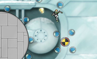 Boneco de testes de choques infalível 2