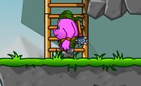 Cerdos en las montañas 3