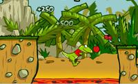 Fructele şi dinozaurul