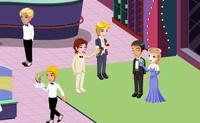 Décore la salle de mariage