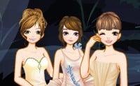 De balletklas