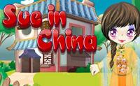 Sue en Chine