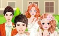 Hochzeit und Mode