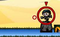 Francotirador isleño