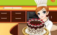 Fă tort nemțesc cu cireșe