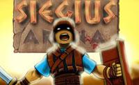 Siegius in de arena