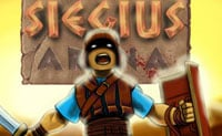 Siegius in der Arena