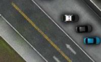 Paniek op de weg