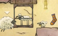 Moutons sous la terre