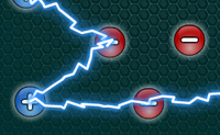 Conectează electronii