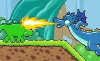 El dragón y los magos 2