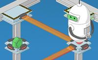 Schwindelfreie Roboter
