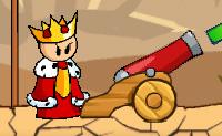 Regele e supărat