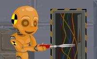 Fuga dos bonecos de testes