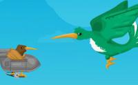 Fliegender Kiwi