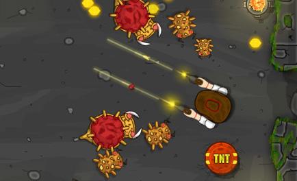 Treasure caves 2 flash game spider man games 1 2 3