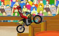 Motociclista de risco 3