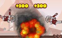 Bomben und Klötze 2