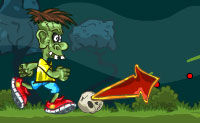 Piłka Nożna Zombi