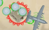 Havaalanıda savaş