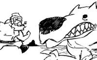 Brigas de marinheiros