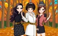 Mode für den Herbst