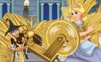 La princesse et le Nain Tracassin