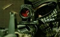 Militaire scherpschutter 2