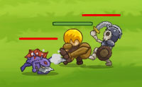 Batalha de cavaleiros