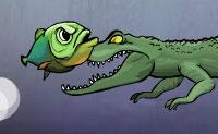 Piranha heureux