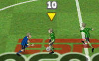 Bola voetbalspel