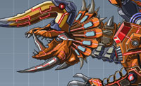 Dino Robot 2